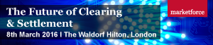 future of clearing settlement-201601