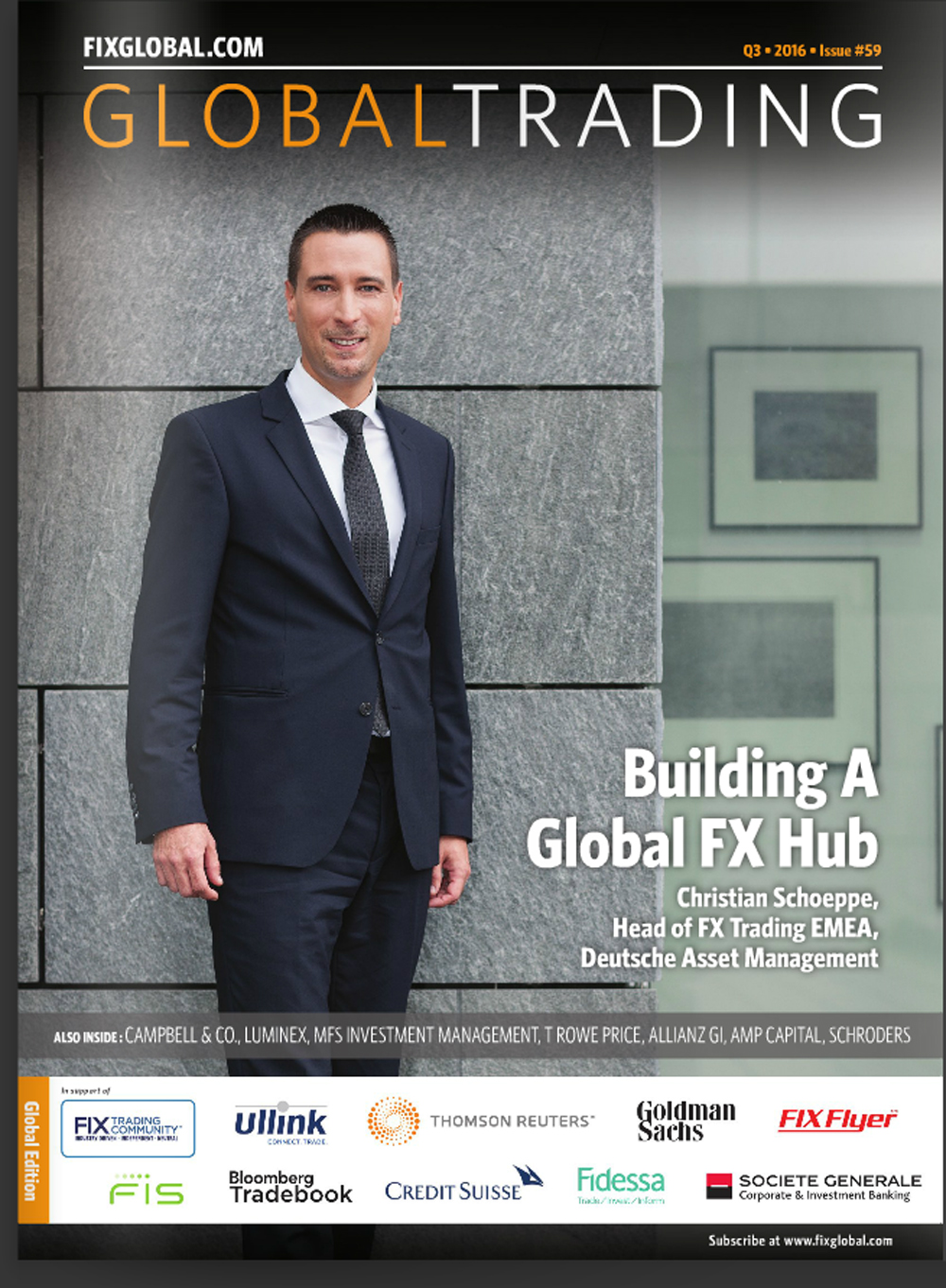Building A Global Firm