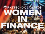 Markets Media's 4th Annual Women in Finance Awards Gala